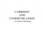 CABRIDOU+AND+COMMUNICATION